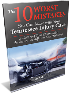 Free Guide For Nashville Personal Injury Cases
