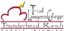 Logo Recognizing GriffithLaw's affiliation with Trial Lawyers College